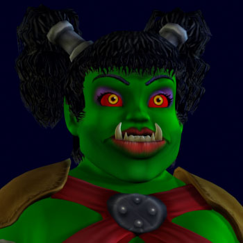 Orc Women in BoneCraft