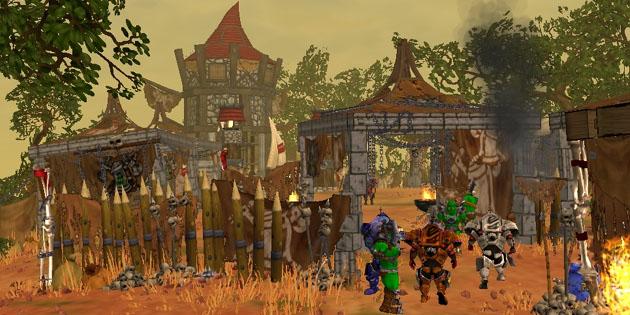 BoneCraft Orc Village