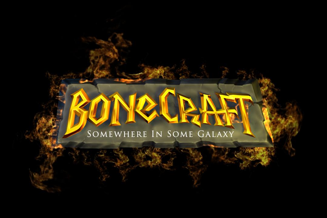 BoneCraft Logo Wallpaper