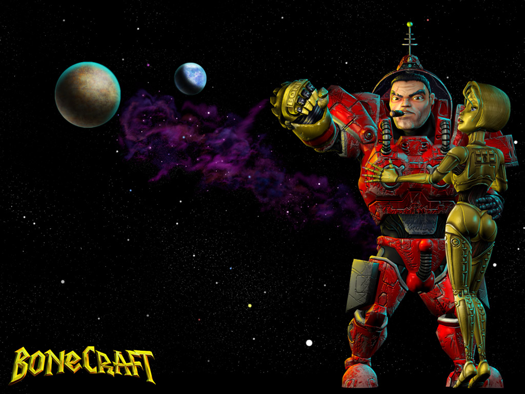 BoneCraft C3P-Ho Wallpaper