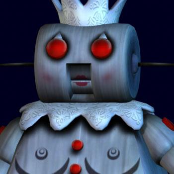Fox Bot from BoneCraft
