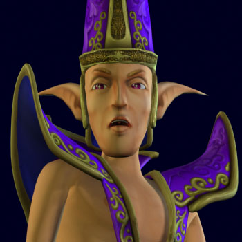 The Headmaster in BoneCraft
