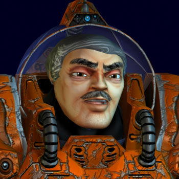 Scotchy Space Wrangler from BoneCraft