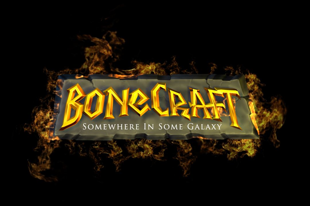 BoneCraft Logo Wallpaper